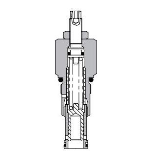 Eaton Vickers 1GR100 Screw-in Cartridge Relief Valve