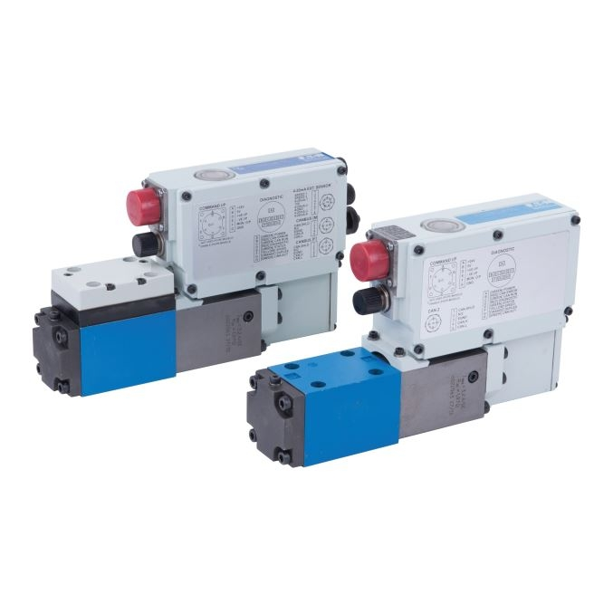 Eaton KBS1-03 AxisPro Servo-Performance Proportional Valves Directional Valve