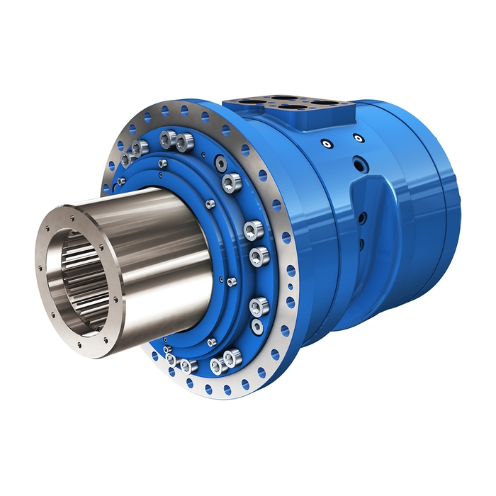 Poclain MI250 Series Motors