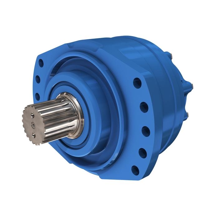 Poclain MS/MSE02 Series Multipurpose Motors